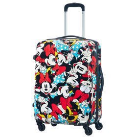 American Tourister Disney Legends Minnie Comics średnia walizka