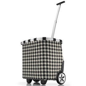 Carrycruiser Fifties Black Wózek na zakupy