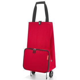Reisenthel Foldable trolley Red Wózek na zakupy