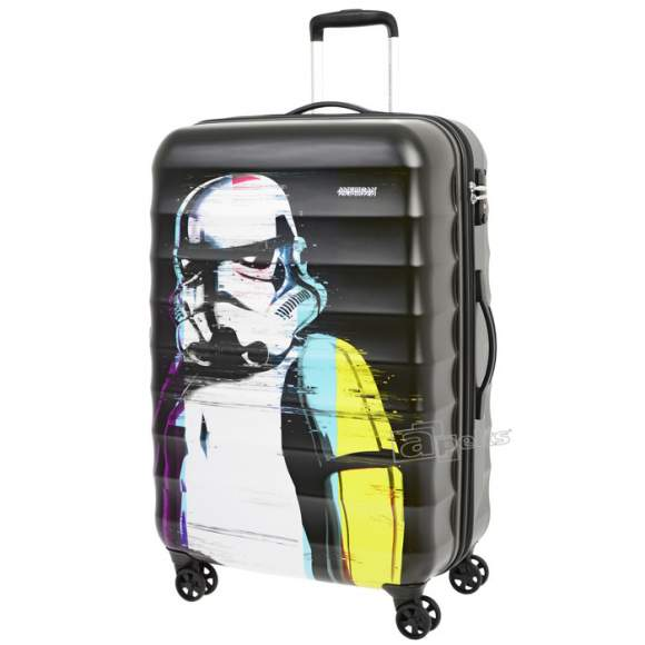 American Tourister Palm Valley Star Wars komplet walizek