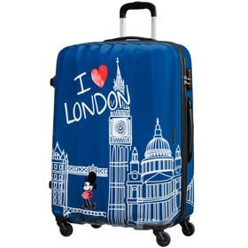 American Tourister Disney Legends duża walizka 75 cm / Take Me Away Mickey London