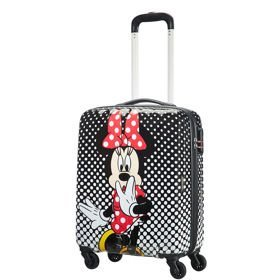 American Tourister Disney Legends mała walizka kabinowa 20/55 cm / Minnie Mouse Polka Dot