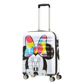 American Tourister Wavebreaker Disney mała walizka kabinowa 20/55 cm / Minnie Close-Up