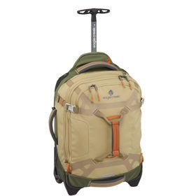 Eagle Creek Load Warrior International Carry-On torba podróżna na kółkach 20/53 cm / Tan / Olive