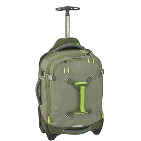 Eagle Creek Load Warrior International Carry-On torba podróżna na kółkach / mała walizka kabinowa 20/53 cm / zielona