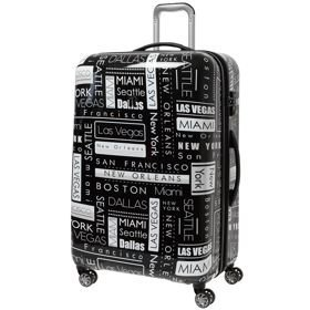 IT Luggage Imprint duża walizka poszerzana 75,5 cm / Location Names