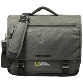 "National Geographic TRAIL torba na ramię na laptopa 15,6"" / RFID / khaki"