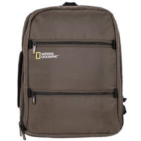 "National Geographic Transform plecak miejski na laptopa 15,6"" / RFID / N13211 / Khaki"