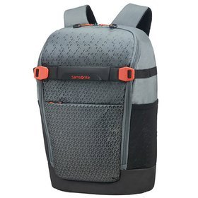 "Samsonite Hexa-Packs S miejski plecak na laptopa 14"" / Grey Print"