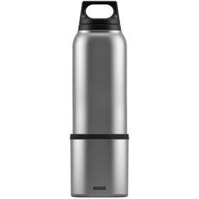Sigg Thermo Hot&Cold termos 0.75L z kubkiem / Brushed