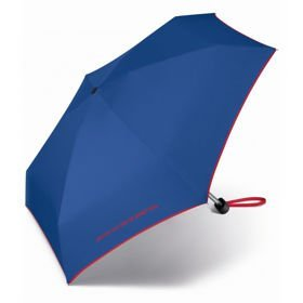 United Colors of Benetton Ultra Mini Flat 56402 parasol krótki składany / Blue