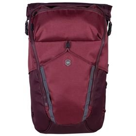 Victorinox Altmont Active Deluxe Rolltop Laptop Backpack Burgundy plecak na laptop 15,4""