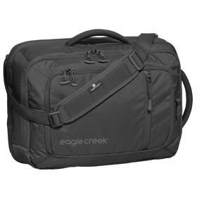 "Eagle Creek Straight Up Brief RFID torba na ramię / plecak na laptopa 17"" / czarna"