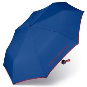 United Colors of Benetton Super Mini 56202 parasol krótki składany / Blue
