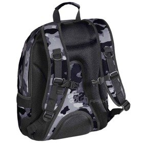 """All Out Louth plecak szkolny 45 cm / laptop 15,6"""" / Camouflage"""