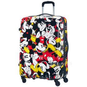 American Tourister Disney Legends duża walizka 75 cm / Mickey Comics