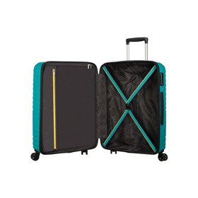American Tourister Mighty Maze zestaw walizek/ komplet / set / turkusowy