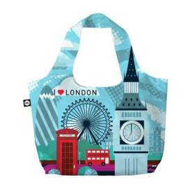 BG Berlin Eco Bags Eco torba na zakupy 3w1 / London