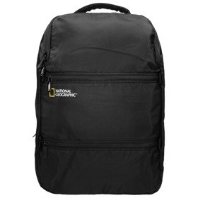 "National Geographic Transform U-Shape plecak miejski na laptopa 15,6"" / RFID / N13212 / Black"